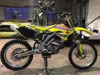 2005 Suzuki rm 250f