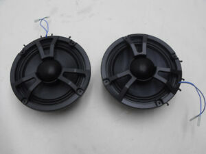 "Boom! Audio Stage II 6.5"" Road Glide Fairing Speakers"