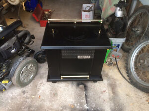 Reconditioned Carmor Wood Stove