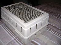 Pet Carrier for Rats, Mice, Gerbils, Guinea pigs Ect