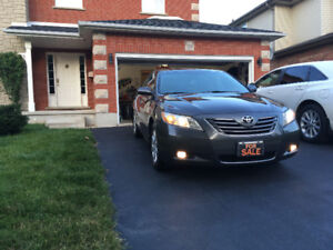 2007 Toyota Camry XLE Sedan V6 Leather
