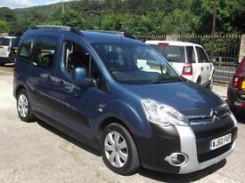 2010 60 Citroen Berlingo 1.6HDi 90hp Multispace XTR
