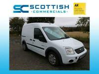 2012 FORD TRANSIT CONNECT ELECTRIC VAN (LIKE NEW) ONE OWNER AZURE DYNAMICS