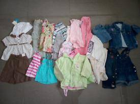 Girls clothes bundle age 2-3, child, toddler