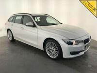 2014 BMW 318D LUXURY DIESEL ESTATE 1 OWNER BMW SERVICE HISTORY FINANCE PX