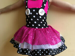 Happy Polkadots Dance Costume