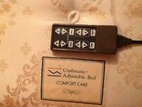 Single bed craftmatic massage