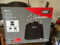 Weber q barbecue cover
