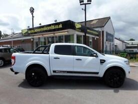 2017 Ford Ranger 3.2 TDCi Limited 1 Double Cab Pickup 4x4 4dr (EU6)