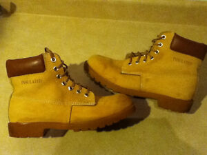 Men's Hardy Leather Boots Size 8.5 London Ontario image 1