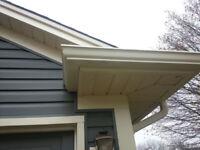 Eavestrough Installation! Free Estimates