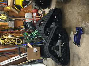 2016 Can Am Apache 360 Track System With Mounting Kit