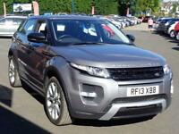 2013 13 LAND ROVER RANGE ROVER EVOQUE 2.2 SD4 DYNAMIC LUX AUTO PAN ROOF DIESEL