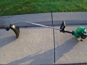 25 cc Gas Trimmer Weed Eater