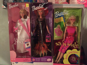 Unopened late 90s early 2000s Barbies Cambridge Kitchener Area image 4