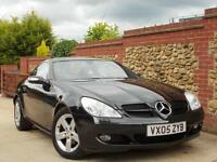 Mercedes-Benz SLK200 2005 Kompressor 1.8 85K - FSH, Manual, Red Leather!