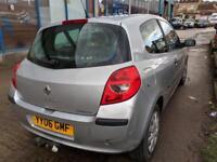 Renault Clio 1.5dCi 86 Expression 3 DOOR - 2006 06-REG - 5 MONTHS MOT