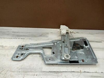 2005-2009 CHEVY EQUINOX REAR LEFT DOOR WINDOW REGULATOR WITH MOTOR OEM 88223