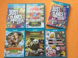 Jeux WiiU: Nes Remix - Wii Party U - Donkey Kong ...