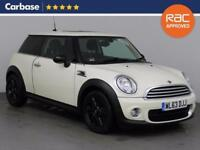 2013 MINI HATCHBACK 1.6 One D Baker Street 3dr