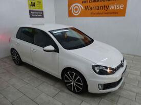 2012,Volkswagen Golf 2.0TDi 170bhp GTD***BUY FOR ONLY £52 PER WEEK***