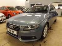 AUDI A4 AVANT TDI E SE Blue Manual Diesel, 2011