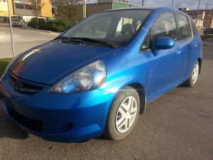 2008 HONDA FIT LX AUTO 116k CLEAN TITLE SAFTIED PRIV SALE NO TAX