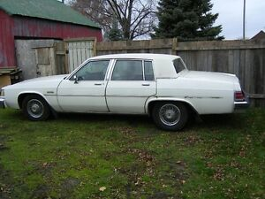 1984 Buick Electra Limited Park Avenue