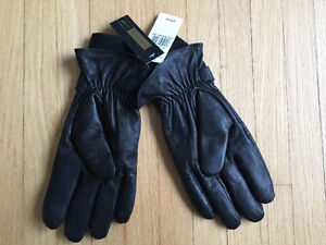 Brand New Men's Leather Gloves!! 50% off!!