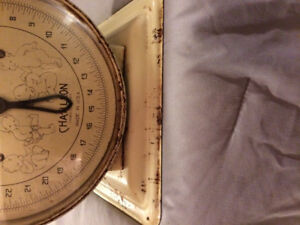 Vintage Chatillon Baby Scale