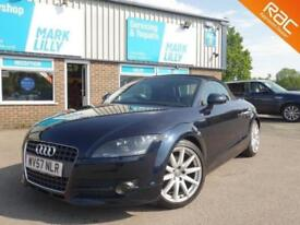 2007 Audi TT Roadster 2.0t 200ps Roadster S Tronic CABRIOLET ONLY 47K AUTOMATIC