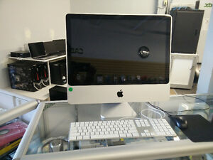 "Apple iMac 20"" Prod - Early 2008"