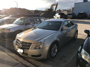 2009 CTS 4 Cadillac AWD Luxury