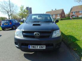2007 Toyota Hilux d4d PIC UP