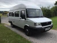 LDV 400 CONVOY TD LWB ideal for Football or sports club variable seating options