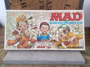 Collectible Mad Magazine Board Game