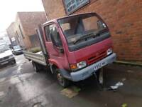 Nissan cabstar body