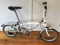 Brompton S2L - lovely condition