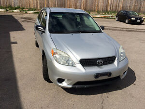 2006 Toyota Matrix Wagon