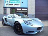 2012 LOTUS ELISE T 1.6 CONVERTIBLE (BARGAIN TRADE PRICE)
