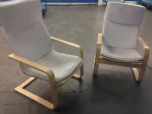 2 chairs -  delivery is available