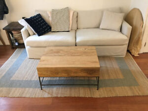 CB2 Reversible Rug For Sale!