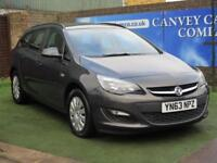 2013 Vauxhall Astra 1.7 CDTi 16v Exclusiv 5dr