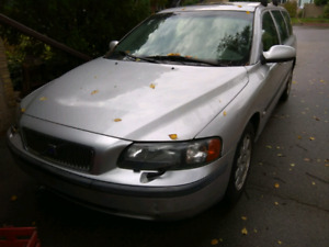 2002 Volvo V70.  Whole or parts