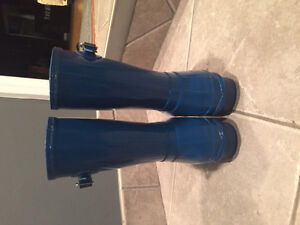 Womens Lightly Worn Hunter Boots Stratford Kitchener Area image 3