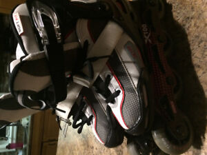 New Used Roller Blades