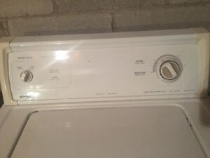 KENMORE WASHER , MAYTAG DRYER