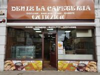 DENIZLA CAFETERIA FOR SALE IN GREATER LONDON , REF: LM249