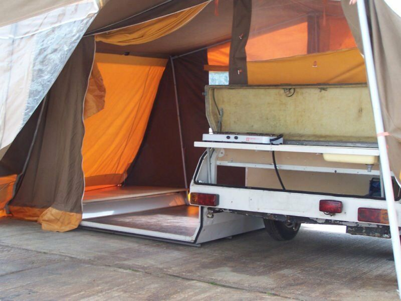spares for camplet trailer tent