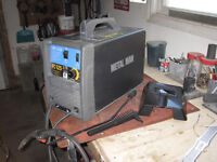 Wire Feed Welder